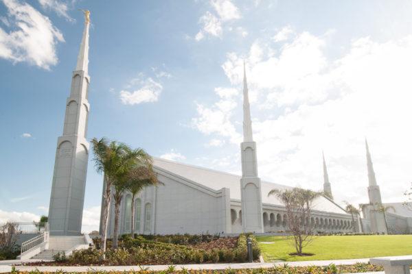 Templo La Iglesia de Jesucristo de los Santos de los Últimos Días